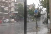 Χαλάει και πάλι ο καιρός το Σαββατοκύριακο – Μέχρι πότε θα Κρατήσουν οι βροχές και οι καταιγίδες
