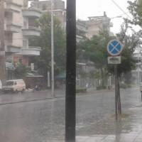 Πρόσκαιρη μεταβολή του καιρού από το απόγευμα της Δευτέρας με καταιγίδες – Ανακοίνωση της Πολιτικής Προστασίας της Περιφέρειας