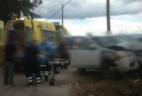 Τροχαίο ατύχημα στην Πτολεμαΐδα με τον τραυματισμό μικρών παιδιών – Δείτε το βίντεο
