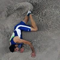 Βίντεο: Πρωταθλητής Ευρώπης ο Μίλτος Τεντόγλου με 8,07μ. στο μήκος των εφήβων!