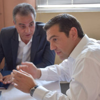 Συνάντηση Καρυπίδη – Βερναρδάκη για τη σύσταση επιτροπής συντονισμού για την αξιοποίηση των πορισμάτων των συνεδρίων παραγωγικής ανασυγκρότησης