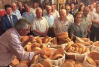 Πλήθος πιστών για τον εορτασμό του Ναού της Αγίας Παρασκευής Μοσχοχωρίου στο Πλατανόρευμα – Δείτε φωτογραφίες