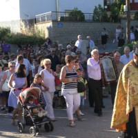Δείτε βίντεο από τη Λιτάνευση της Ιεράς Εικόνας της Αγίας Κυριακής στο Καλονέρι Βοΐου