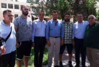 Συνάντηση του Υπουργού Ψηφιακής Πολιτικής Ν. Παππά με εργαζόμενους της Euromedica Κοζάνης