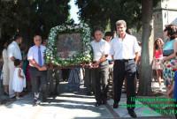 Αρχ. Περιφ. Βελβεντού: Με λαμπρότητα και τη συμμετοχή πολλού λαού γιορτάστηκε το «Πάσχα του καλοκαιριού»