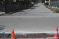 Σοβαρό πρόβλημα με τις σχάρες σε κεντρική διασταύρωση στην Ποντοκώμη Κοζάνης – Δείτε φωτογραφίες