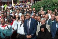 Με λαμπρότητα και φέτος ο εορτασμός του Δεκαπενταύγουστου στο Δήμο Βοΐου