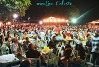 Βίντεο: Μεγάλη επιτυχία στον χορό του Μορφωτικού Ομίλου Καστανιάς με τον Γιάννη Καψάλη και την Γιώτα Γρίβα