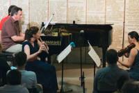 Υπέροχη μουσική βραδιά από το τρίο μουσικών Ensemble Boquhan στην Κοζάνη – Το πρόγραμμα του Σεμιναρίου Μουσικής της Τετάρτης 23 Αυγούστου
