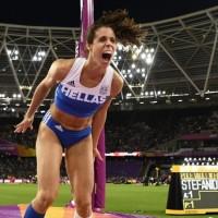 Μοναδικό επίτευγμα Στεφανίδη: Η μόνη Ελληνίδα με χρυσό σε Ολυμπιακούς Αγώνες, Παγκόσμιο και Ευρωπαϊκό