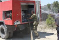 Πυρκαγιά σε δασική περιοχή στο Βοσκοχώρι Κοζάνης από το μεσημέρι της Παρασκευής – Δυνάμεις της Πυροσβεστικής όλο το βράδυ στο σημείο