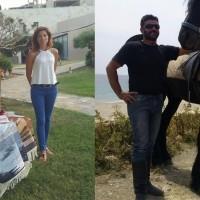 Στο πένθος η Κρήτη από τον άδικο χαμό των δυο γονιών που πνίγηκαν για να σώσουν τα παιδιά τους