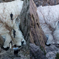 Το μέρος στην Κρήτη όπου έχει πάντα χιόνι, ακόμη και σήμερα – Δείτε το βίντεο
