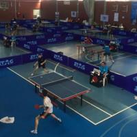 Ένα από τα 11 Πανελλήνια Ανοιχτά Αναπτυξιακά Πρωταθλήματα Επιτραπέζιας Αντισφαίρισης στο κλειστό της Λευκόβρυσης Κοζάνης