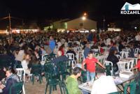 Δημοτική βραδιά με τον Γιάννη Γρίβα την πρώτη ημέρα των εκδηλώσεων του Συλλόγου «Πλατάνια» στην Κοζάνη – Δείτε βίντεο και φωτογραφίες