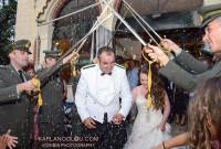 Μοναδικός στρατιωτικός γάμος στην Κοζάνη με σπαθιά και… απίθανα καψόνια στον γαμπρό! Δείτε το βίντεο