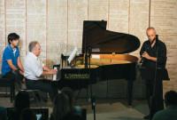 Διεθνές Σεμινάριο Μουσικής Κοζάνης με Συναυλία Μουσικής Δωματίου – Το πρόγραμμα της Τρίτης 22 Αυγούστου