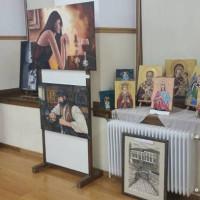 Εγκαινιάστηκε η έκθεση ζωγραφικής και καλλιτεχνίας από τοπικούς καλλιτέχνες στη Σιάτιστα