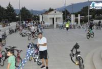 Ευχαριστήριο Προέδρου Τοπικής Κοινότητας Ξηρολίμνης για τη φετινή καθιερωμένη ποδηλατοβόλτα