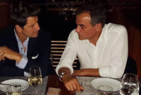 «Δρόμους συνεργασίας» για θέματα εθελοντισμού άνοιξαν στη συνάντησή τους Σ. Ρουβάς και Θ. Καρυπίδης