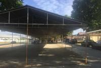 Η προετοιμασία για την Εμποροπανήγυρη των Σερβίων