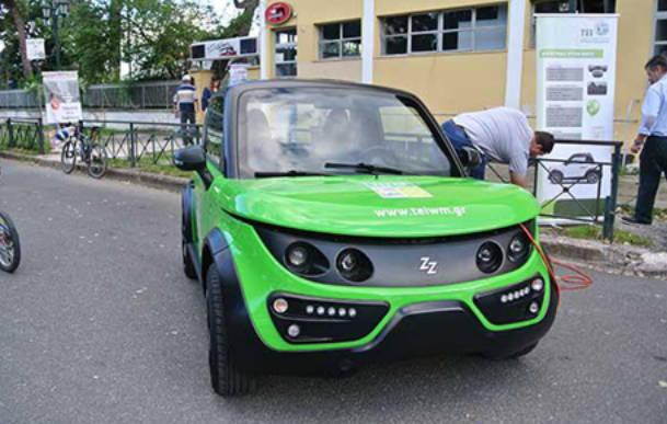 Ηλεκτρικά αυτοκίνητα στον στόλο του Δήμου Κοζάνης