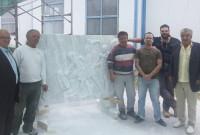 Στο 1ο Συμπόσιο Γλυπτικής στο Τρανόβαλτο ο Δήμαρχος Αθανάσιος Κοσματόπουλος – Δείτε το βίντεο