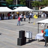 Αρκετός κόσμος και μελισσοπαραγωγοί στην 1η Γιορτή Μελιού στην Κοζάνη – Δείτε φωτογραφίες