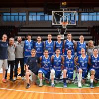 Η εθνική ομάδα μπάσκετ γυναικών στην Κοζάνη στις 15 Νοεμβρίου για τον προκριματικό αγώνα του Eurobasket 2019