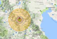 Δείτε τι ζημιές θα προκαλέσει μια πυρηνική βόμβα αν πέσει στην Κοζάνη!