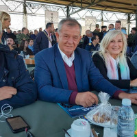 Συμμετοχή του Βουλευτή του ΣΥΡΙΖΑ Κοζάνης Γ. Ντζιμάνη στην τελική φάση της άσκησης «ΤΑΜΣ Παρμενίων»