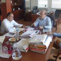 Συνάντηση της ΓΕΝΟΠ/ΔΕΗ με τον Διοικητή του Ε.Φ.Κ.Α