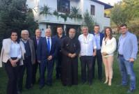 Στη Βίγλιστα ο Δήμαρχος Σερβίων – Βελβεντού για την αδελφοποίηση των δύο Δήμων