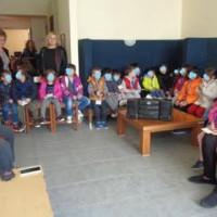 Κοντά στους ωφελούμενους του Κέντρου Ημερήσιας Φροντίδας Ηλικιωμένων τα παιδιά του 14ου Νηπιαγωγείου Πτολεμαΐδας