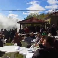 Δείτε το βίντεο από τη φετινή Γουρουνοχαρά στην Λούβρη Bοΐου