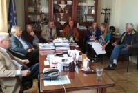 Ευρεία σύσκεψη στο Δήμο Βοΐου για το Κέντρο Υγείας Σιάτιστας