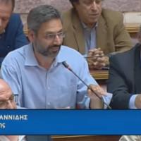 Βίντεο: O Δήμαρχος Κοζάνης Λευτέρης Ιωαννίδης στη Βουλή για τη μετεγκατάσταση της Ακρινής