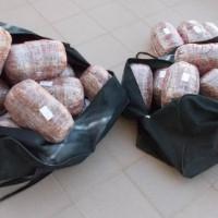 Δύο συλλήψεις στη Φλώρινα για διακίνηση ναρκωτικών – 32 κιλά κάνναβης στο αυτοκίνητό τους