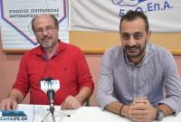 170 αθλητές από όλη την Ελλάδα στο 1o Πανελλήνιο Ανοιχτό Αναπτυξιακό Πρωτάθλημα Επιτραπέζιας Αντισφαίρισης στην Κοζάνη – Δείτε το βίντεο