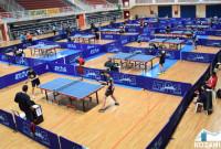Γέμισε αθλητές του πινγκ πονγκ από όλη την Ελλάδα το κλειστό γυμναστήριο της Λευκόβρυσης – Δείτε φωτογραφίες και βίντεο