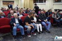 Πλήθος κόσμου στη συγκέντρωση του συνδυασμού «Ενότητα» στην Κοζάνη – Τι λέει ο Λ. Μαλούτας για τη διαδοχή του επικεφαλής της παράταξης – Βίντεο και φωτογραφίες