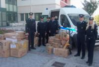 Η Αστυνομία της Δυτικής Μακεδονίας στηρίζει το «Χαμόγελο του Παιδιού» – Είδη πρώτης ανάγκης από το προσωπικό των Υπηρεσιών