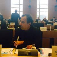 Παρέμβαση του βουλευτή του ΣΥΡΙΖΑ Κοζάνης Θ. Μουμουλίδη στις Βρυξέλλες για το μέλλον της Ευρώπης