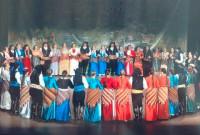 Με τη συμμετοχή του Χορευτικού Ομίλου Ποντίων «Αντάμωμαν» η 25η Αιμοδοσία της «Γέφυρας Ζωής» στην Κοζάνη