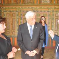 Φωτογραφίες: Το Αρχοντικό της Πούλκως στη Σιάτιστα επισκέφθηκε ο Πρόεδρος της Δημοκρατίας κ. Προκόπης Παυλόπουλος