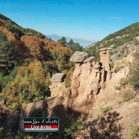 «Μπουχάρια»: Το εντυπωσιακό γεωλογικό φαινόμενο στο Ρέμα ανάμεσα Πλατανόρευμα – Παλαιογράτσανο