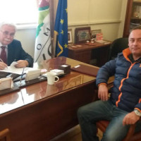 Υπογραφή σύμβασης για την κατασκευή του έργου εσωτερικής οδοποιίας στο Καλονέρι Βοΐου