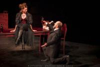 Το δραματικό αριστούργημα «Δεσποινίς Τζούλια» από το Θέατρο «Μώ» στο Θεατροδρόμιο Κοζάνης