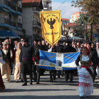 Πραγματοποιήθηκαν οι εκδηλώσεις εορτασμού για τα Ελευθέρια της Νεάπολης Βοΐου