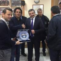 Επίσκεψη Τούρκων αυτοδιοικητικών στο Δήμο Σερβίων – Βελβεντού
